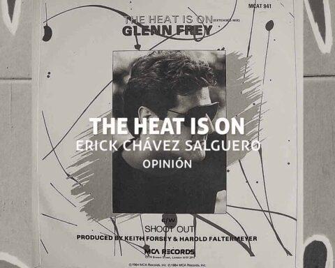 The Heat Is On fue el soundtrack de la película Un detective suelto en Hollywood