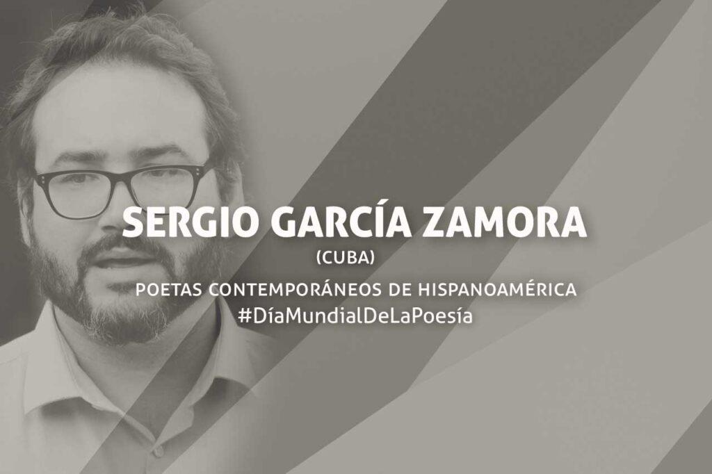 Sergio García Zamora poesía
