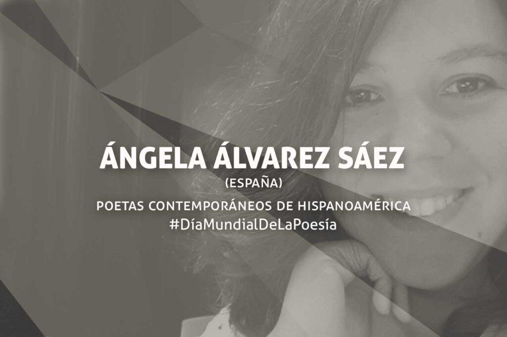 Ángela Álvarez Sáez poesía
