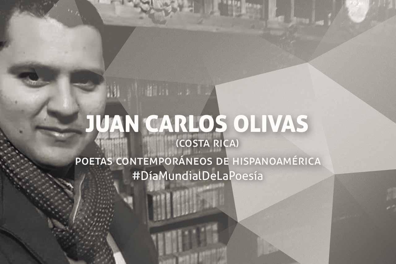 Poesía de Juan Carlos Olivas