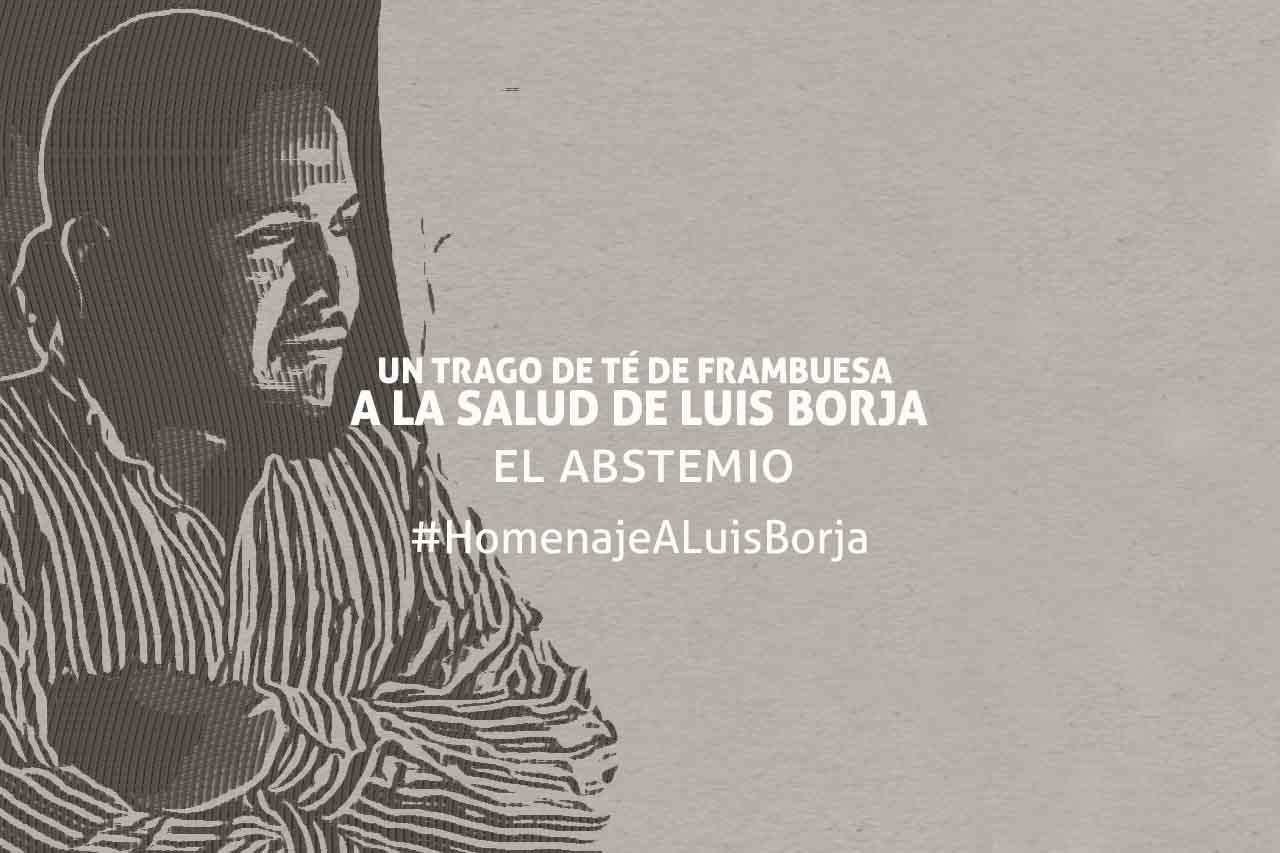 Homenaje a Luis Borja