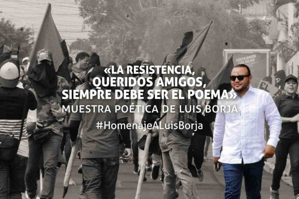 Selección poética de Luis Borja
