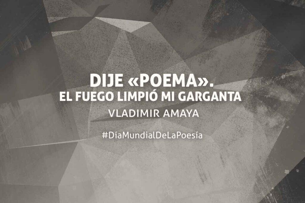Poesía salvadoreña arte poética
