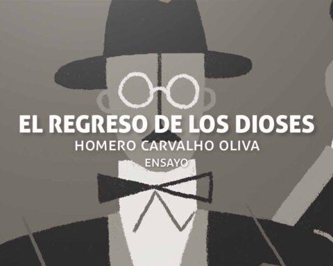 Fernando Pessoa, ilustración de Carolina Buzio