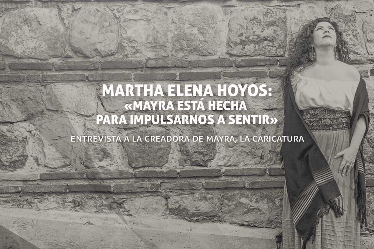 Entrevista a Martha Elena Hoyos