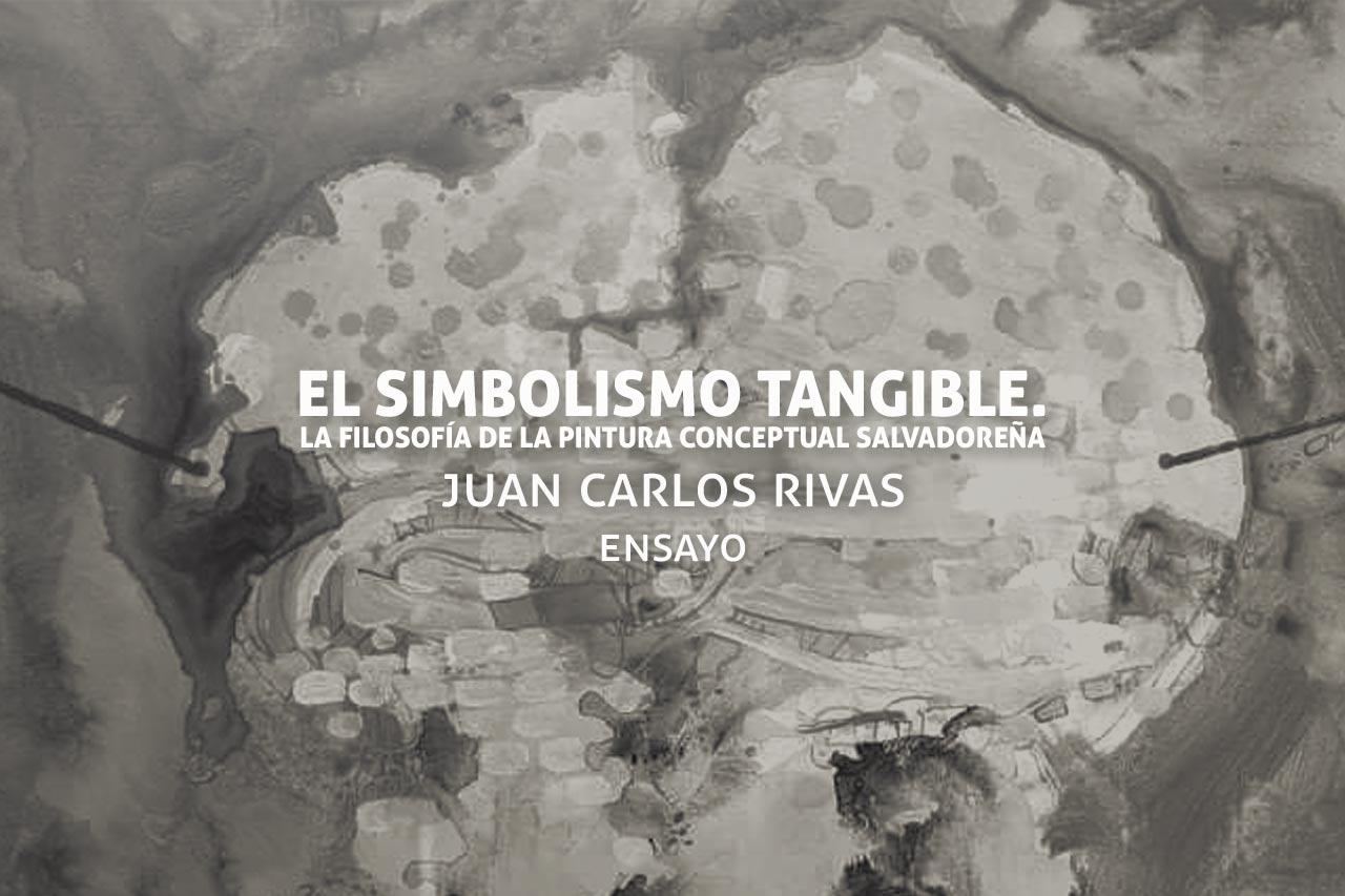 La pintura conceptual salvadoreña