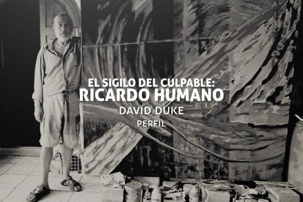 Perfil sobre Ricardo Humano