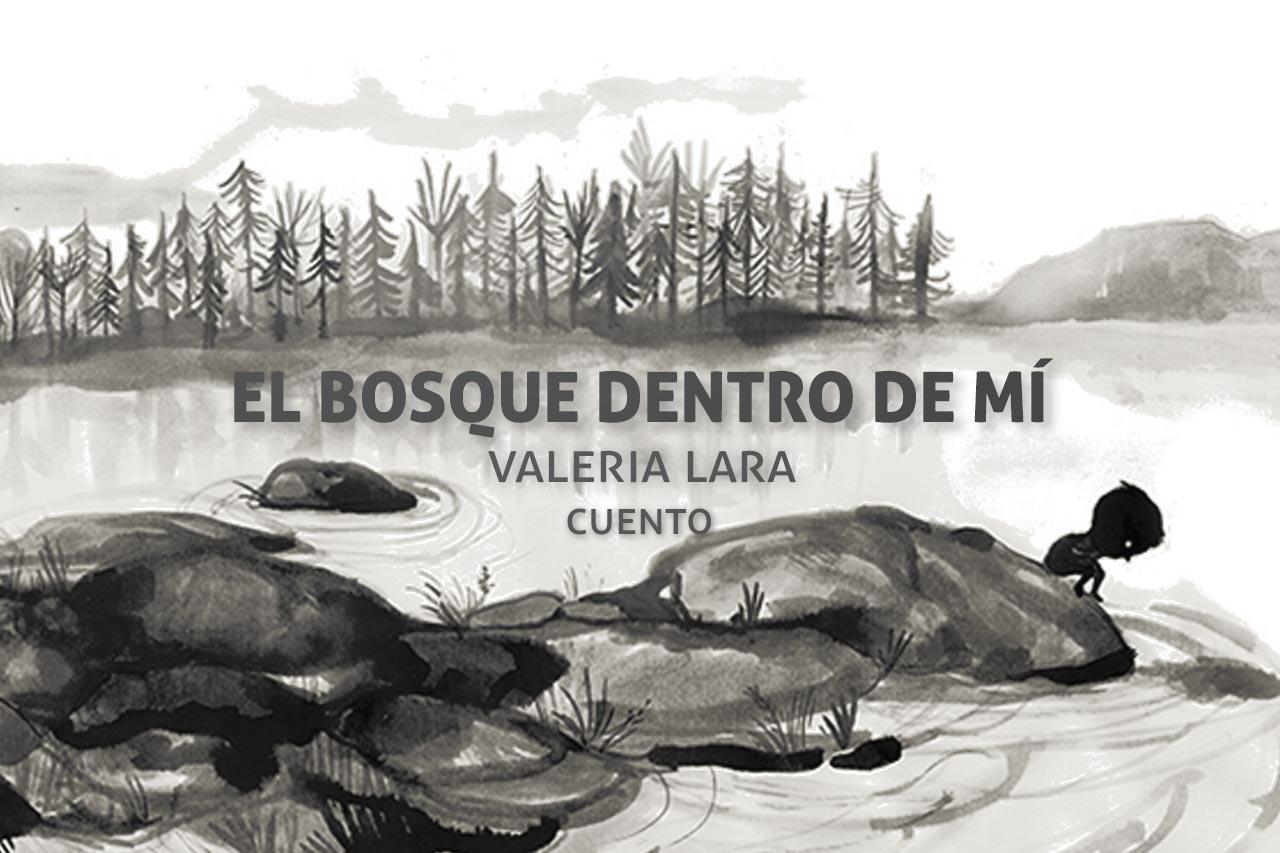 Un cuento de Valeria Lara, tallerista de Lauri García Dueñas, basado en una ilustración de Adolfo Serra