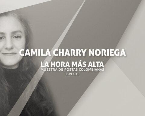 Poemas de Camila Chary Noriega