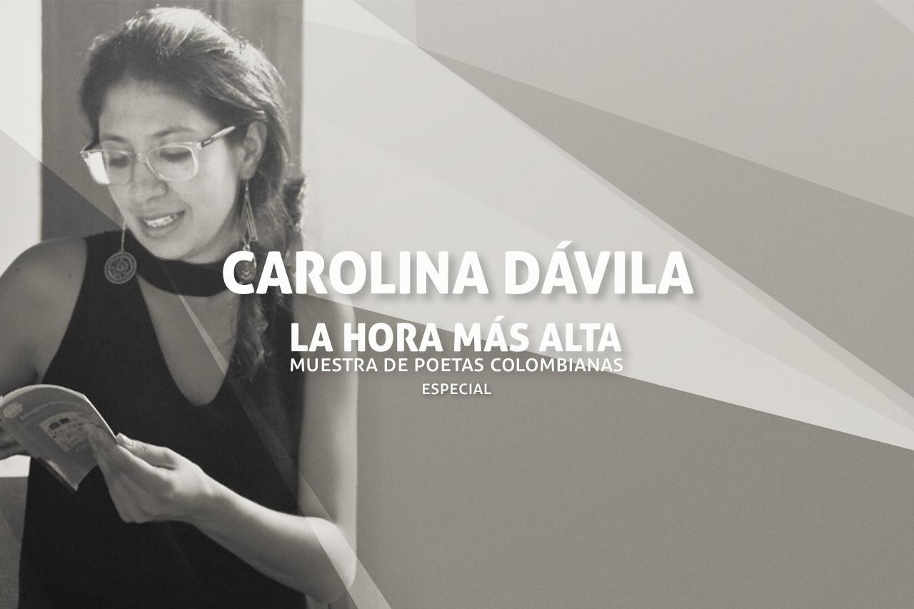 Poemas de Carolina Dávila