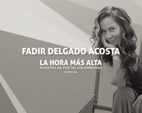 Poemas de Fadir Delgado Acosta