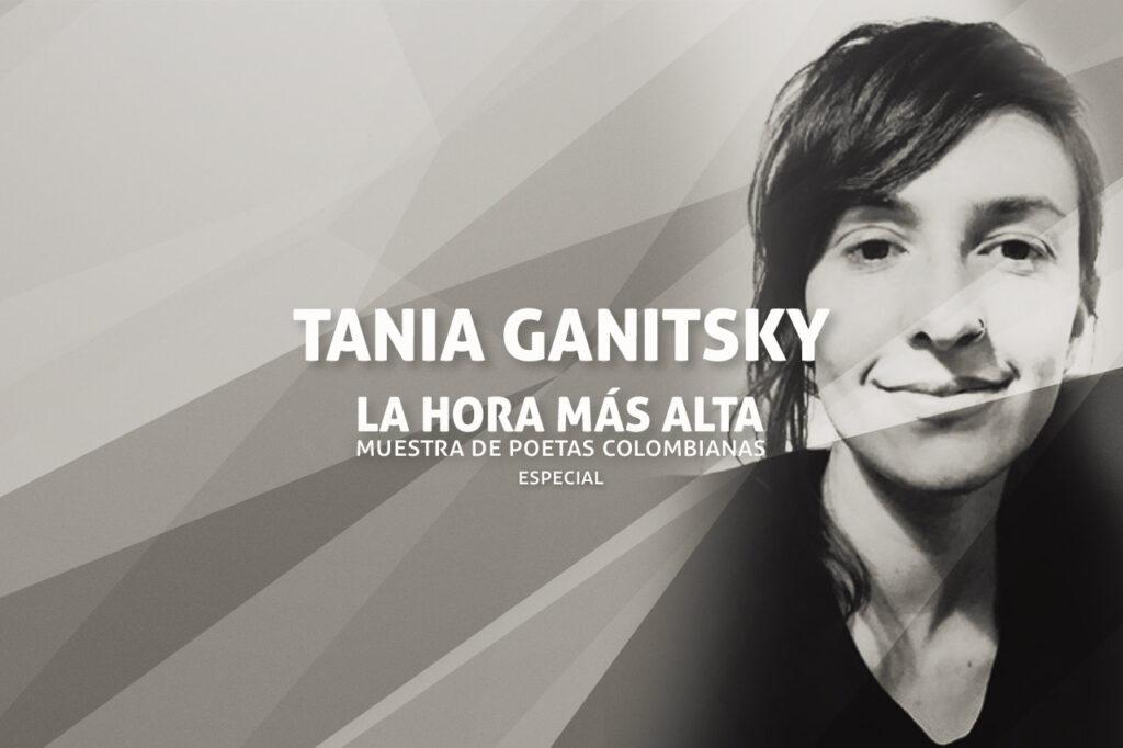 Poemas de Tania Ganitsky
